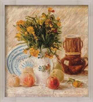Vincent van Gogh - Still Life Inramad poster