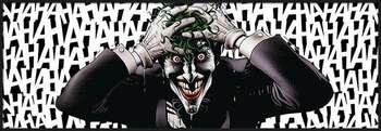 Inramad poster The Joker - Killing Joke