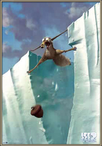 Poster Ice Age 2 - meltdown