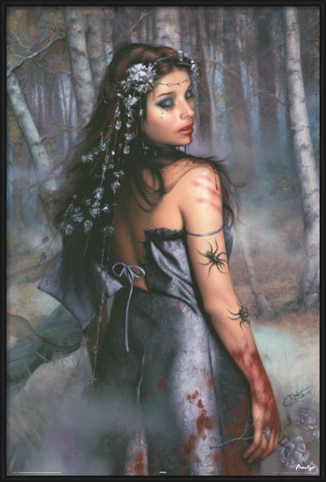 Poster Arantza - alba