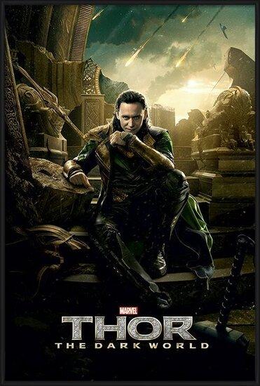 Poster  THOR 2 - loki