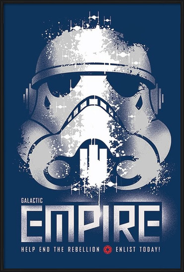 Poster Star Wars Rebels - Enlist