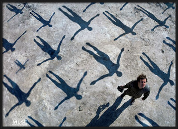 Poster  Muse - absolution