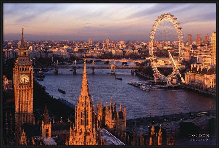 Poster  London - England