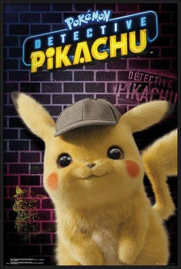Poster  Pokemon: Detective Pikachu