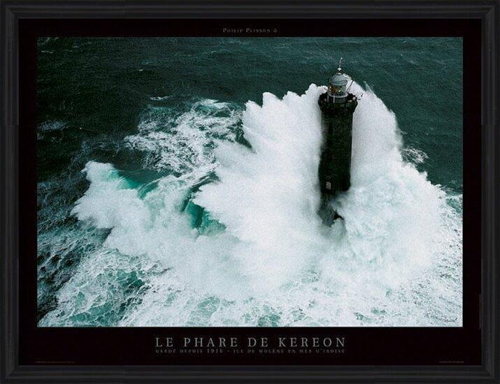 Poster  Le phare de Kéréon