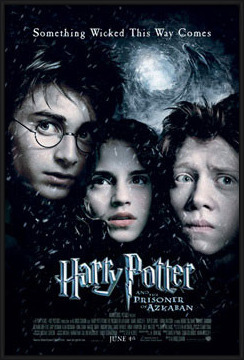 Poster  HARRY POTTER 3 - teaser