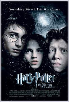 Poster  HARRY POTTER 3 - teaser