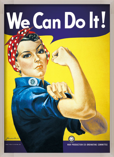 Poster We can do it !