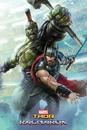 Thor: Ragnarok - Thor And Hulk