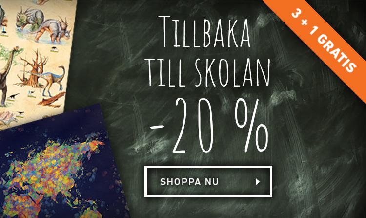 Pedagogiska poster - Skola